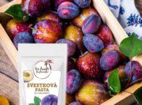 Soutěž o Švestkovou pastu 300 g Les Fruits du Paradis