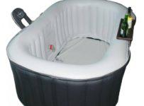 Soutěž o 1x nafukovací vířivou vanu MSpa B-110 Lite Nest pro 2 osoby
