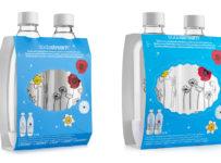 Soutěž o SodaStream lahve s květinovými motivy