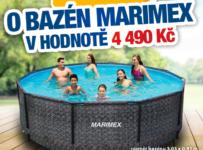 Soutěž o bazén Marimex FLORIDA 305 X 91 cm
