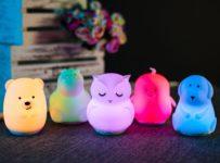 Soutěž o hrající noční dětskou lampičku od Sdeko