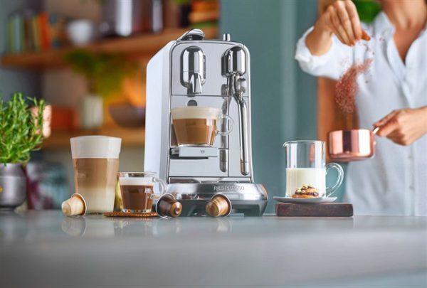 Soutěž o kávovar Nespresso Creatista Plus v hodnotě 15 990 Kč