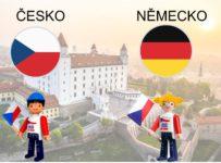 Soutěž o sadu Igráček Fanoušek a Fanynka Česka