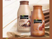 Soutěž o sprchové gely Cottage Karamel nebo Kakao, lískový oříšek