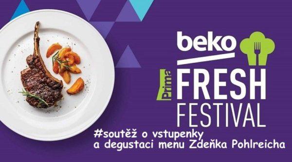 Soutěž o vstupenky na BEKO Fresh Festival