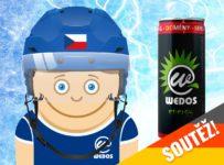 Vyhrajte karton (24 ks) Energy drinků WEDOS