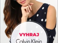 Vyhrajte sluneční brýle CALVIN KLEIN dle vlastního výběru