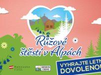 Manner Růžové štěstí v Alpách 2019