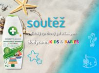 Soutěž o Bodycann přírodní šampon a sprchový gel 2 v1