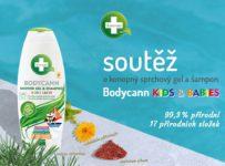 Soutěž o Bodycann přírodní šampon a sprchový gel 2v1