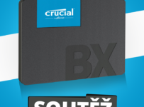 Soutěž o Crucial BX500