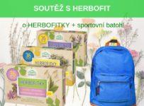 Soutěž o Herbofitky a sportovní batoh s Herbofit