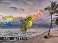 Soutěž o cestovní balíček od Prolactonu Na cesty