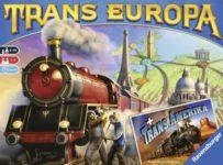 Soutěž o deskovou hru TRANS EUROPA
