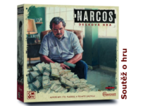 Soutěž o hru Narcos od CMON