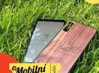 Soutěž o mobilní telefon a dřevený kryt ODIS