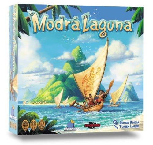 Soutěž o rodinnou hru Modrá laguna