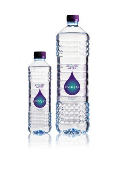 Vyhrajte pitný režim se zeolitovou vodou Evaqua na celý měsíc