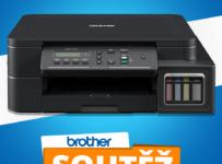 Soutěž o 3x Brother DCP-T510W