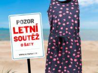 Soutěž o dámské šaty ALTISPORT Lina