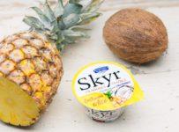 Soutěž o novou letní edice SKYR, která potěší milovníky tropického ovoce