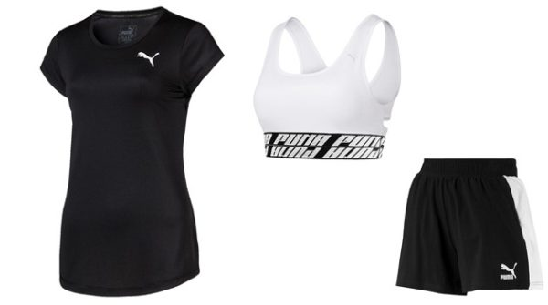 Soutěž o sportovní outfit Puma