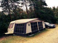 Soutěž o víkendový pobyt v soukromém karavanu na přehradě Nechranice
