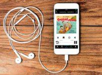 Soutěž o 3 audioknihy Správná pětka na ostrově pokladů