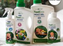 Soutěž o 5 balíčků přírodních produktů Feel Eco Baby