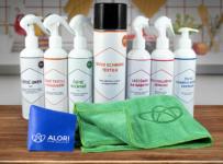 Soutěž o celou sadu velmi účinných čističů Alori
