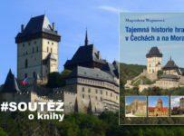 Soutěž o knihu Tajemná historie hradů v Čechách a na Moravě