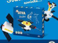 Soutěž o novou stavebnici SEVA VESMÍR - Družice