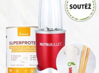 Soutěž o smoothie mixér, veganský SUPERPROTEIN