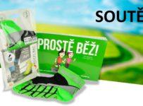 Vyhrajte balíček oblíbené běžecké příručky pro amatéry PROSTĚ BĚŽ