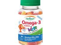 Soutěž o 3 balení Omega-3 gummies pro děti