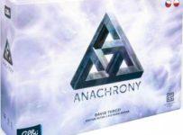 Soutěž o 3x Anachrony, strategická hra