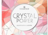 Soutěž o Paletku očních stínů Crystal Power