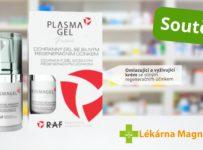 Soutěž o Plasmagel - ochranný gel se silným regeneračním účinkem