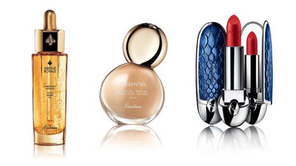 Soutěž o balíček tří produktů značky Guerlain v hodnotě 5.560 Kč