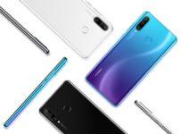Soutěž o chytrý telefon Huawei P30 Lite