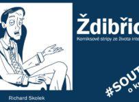 Soutěž o knihu komiksových stripů Ždibřich