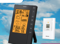 Soutěž o meteorologickou stanici Sencor