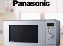 Soutěž o mikrovlnou troubu Panasonic NN-GD36HMSUG
