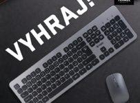 Soutěž o nový bezdrátový set YKM2007 v kovovém designu