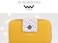 Soutěž o peněženku Vuch