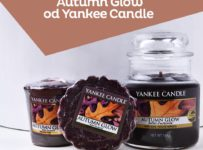 Soutěž o sadu Autumn Glow od Yankee Candle