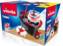 Soutěž o set mopu a kbelíku Turbo od Viledy