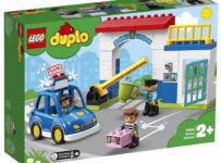 Soutěž o stavebnici LEGO DUPLO Policejní stanice