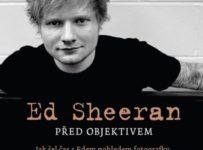 Soutěž o tři knihy ED SHEERAN před objektivem