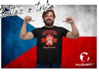 Soutěž o trika Narozen v Československu